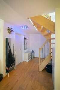 DG-Maisonette-Wohnung Gronsdorf: Eingangsbereich, Ansicht 2