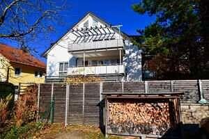 DG-Maisonette-Wohnung Gronsdorf: Hausansicht
