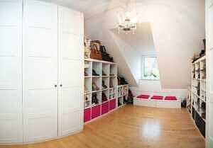 DG-Maisonette-Wohnung Gronsdorf: Kinderzimmer, Ansicht 2