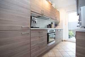 DG-Maisonette-Wohnung Gronsdorf: Küche
