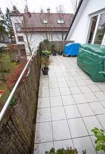 DG-Maisonette-Wohnung Gronsdorf: Terrasse