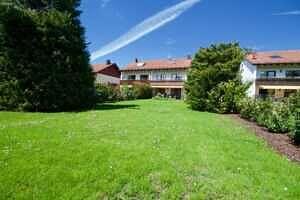 Südgarten, Ansicht 4 - Großzügige Doppelhaushälfte mit Einliegerwohnung in Vaterstetten