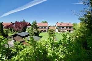 Ausblick - Großzügige Doppelhaushälfte mit Einliegerwohnung in Vaterstetten