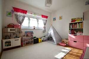 Kinderzimmer - DHH Zorneding zentral