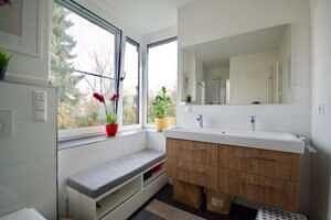 Badezimmer - DHH Zorneding zentral