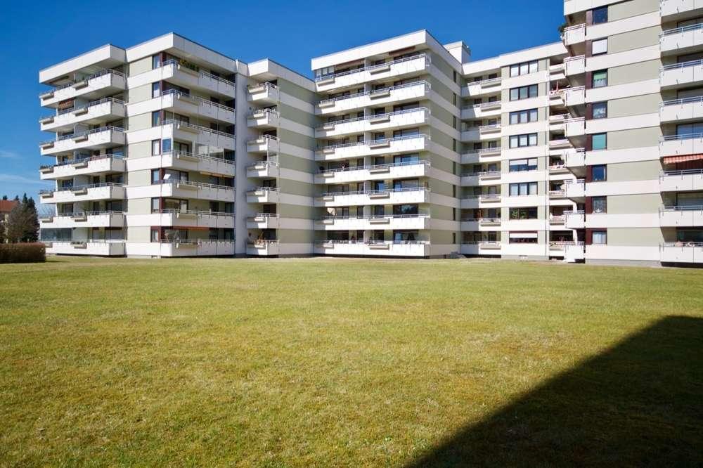 3-Zimmer Wohnung mit Südbalkon in Baldham