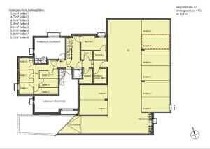 GR Keller und TG - Erstbezug - Exklusive Erdgeschosswohnung mit 210 qm XXL Garten