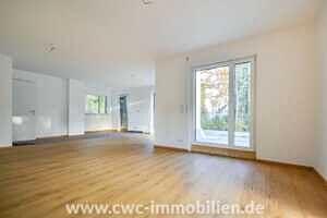 Wohn-Esszimmer - Erstbezug - Exklusive 3-Zi. Architektenwohnung