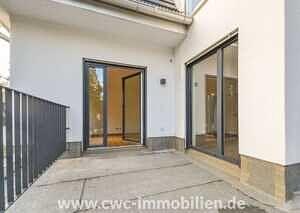 Terrasse - Erstbezug - Exklusive 3-Zi. Architektenwohnung