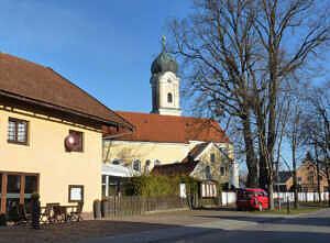 Forstinning Pfarrkirche Mariä Heimsuchung