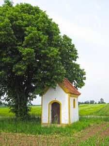 Kapelle in Forstinning-Wind